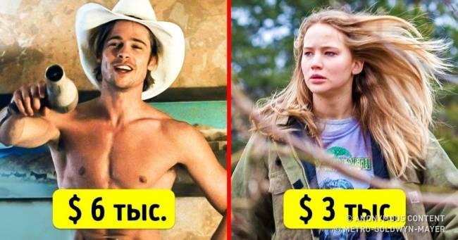 10актеров, которые получили гроши засвои лучшие роли