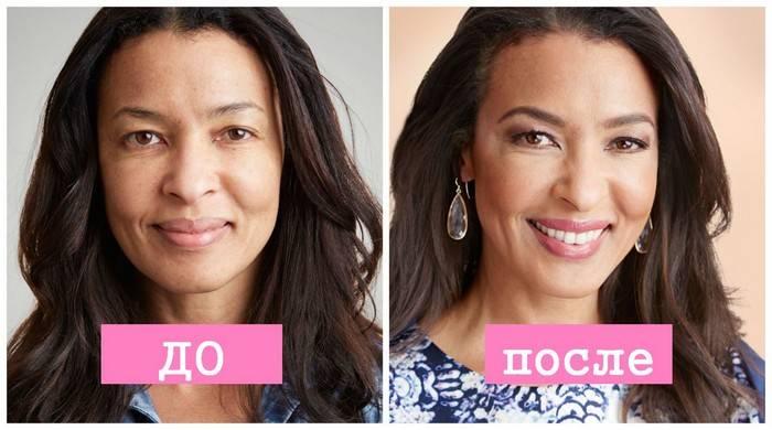 8 секретов макияжа, которые позволят выглядеть значительно моложе