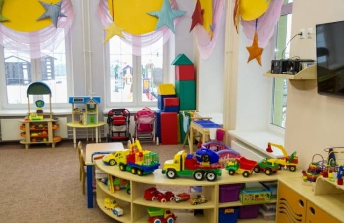 Детский сад в виде сказочного замка в Московской области вызвал в интернете настоящий ажиотаж
