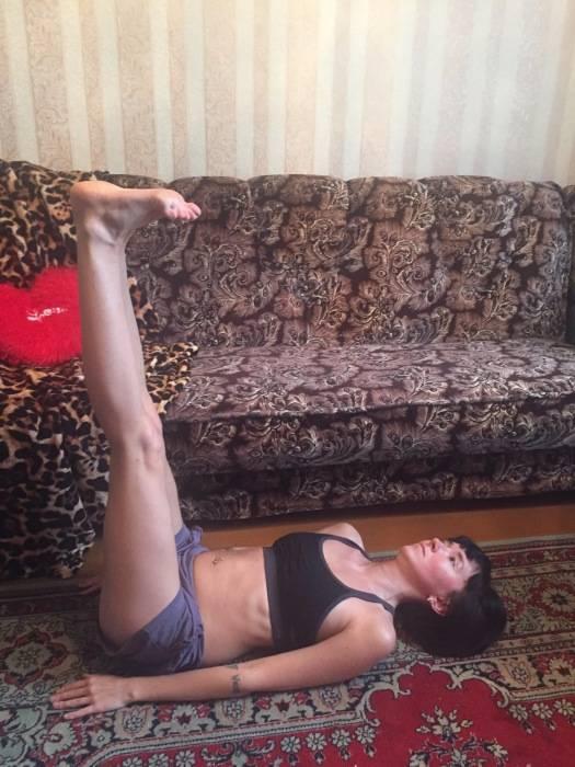 5 сверхэффективных упражнений для подтянутого живота, которые под силу даже лентяям