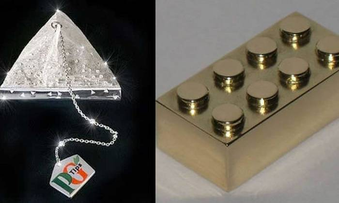 10 невероятно дорогих и при этом абсолютно бесполезных предметов, которые придумали сибариты