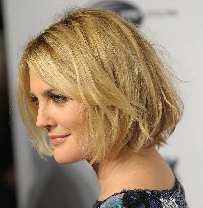 Модные причёски для женщин 40 лет