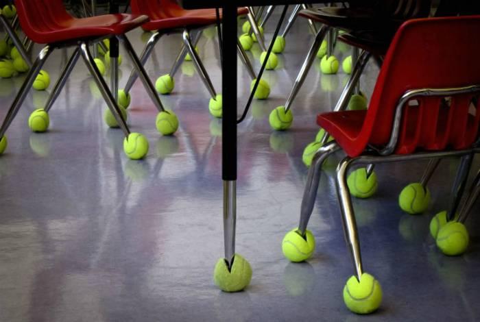 17 интересных и полезных способов применения в быту воздушных шариков и теннисных мячиков