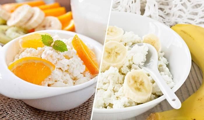 Полезные завтраки с творогом: Как обогатить организм кальцием и всегда быть в хорошем настроении
