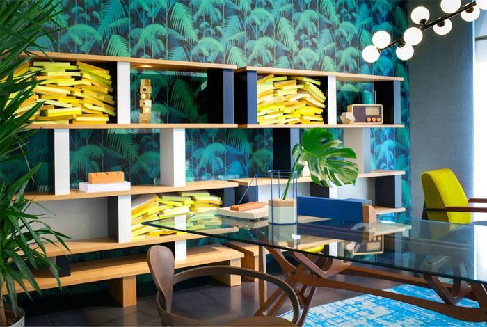 20 модных дизайнерских интерьеров, которые вдохновляют на новые идеи