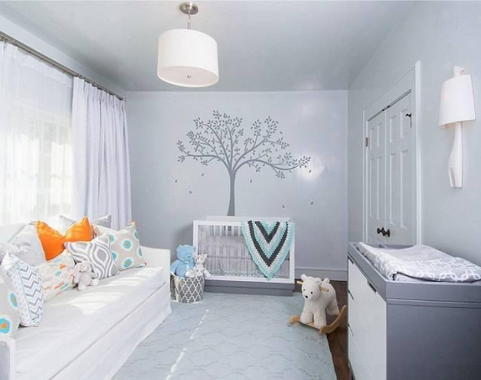 Как обустроить детскую комнату малыша: практические советы