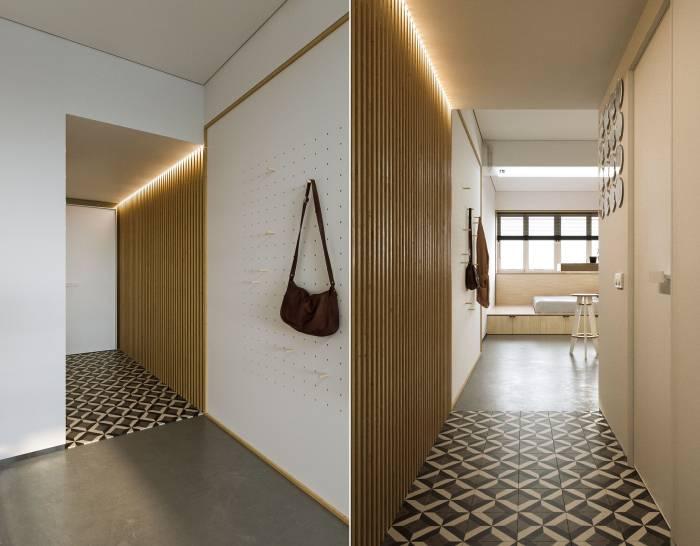 Компактно и функционально: полноценная квартира на площади 23 кв. м