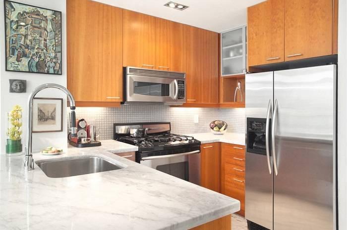 10 полезных лайфхаков для маленькой кухни, которые помогут здорово сэкономить пространство