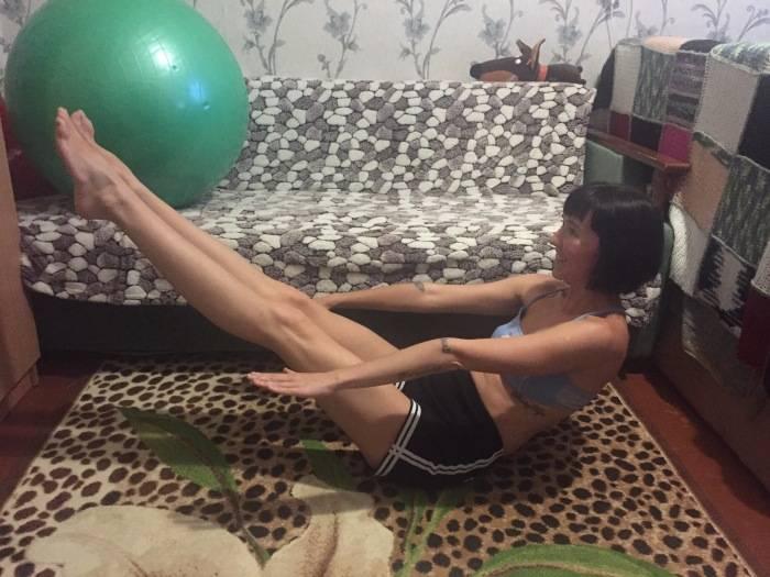Йога для стройности: 5 простых упражнений, которые помогут легко и быстро -уменьшиться- на 1-2 размера