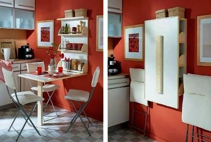 Мебель для кухни своими руками для маленькой кухни 55