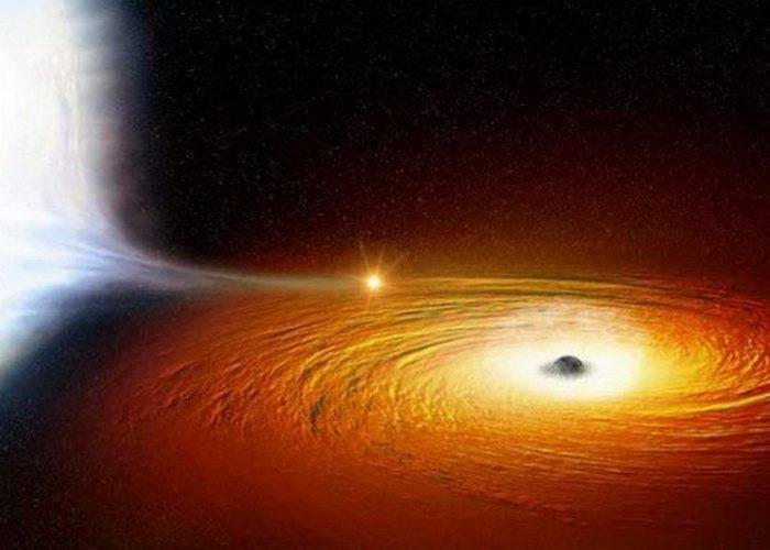 10 потрясающих космических явлений, обнаруженных учёными совсем недавно