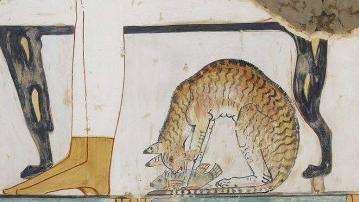 10 таинственных артефактов, которые были найдены в долине Нила