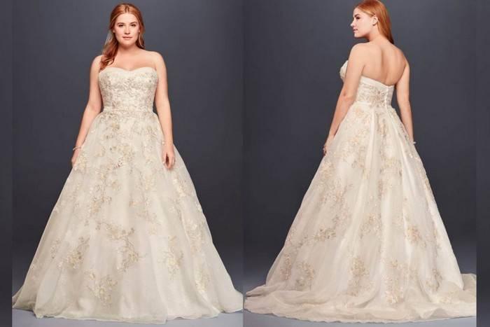 Свадебный переполох: как выбрать идеальное свадебное платье для своего типа фигуры
