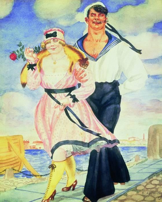 Любовный гороскоп в картинах. А кто написал историю любви вашего знака Зодиака?
