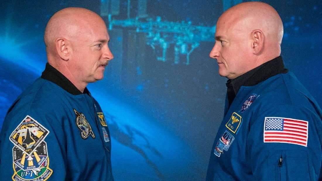 НАСА отправило одного из близнецов в космос, а через год сравнили его с братом, который оставался на Земле