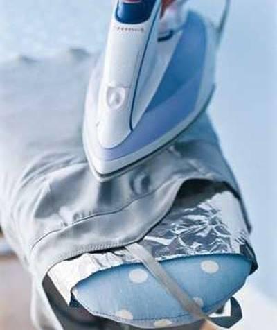 15 нестандартных способов использования фольги в домашнем хозяйстве