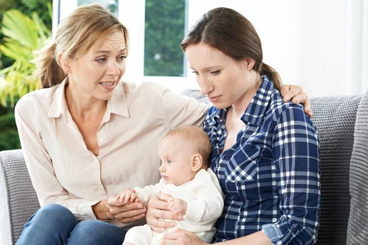 10 фраз, которые не надо говорить усталой маме