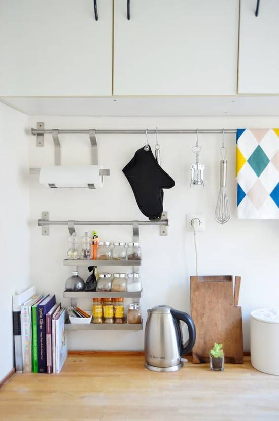 10 гениальных вещей из ИКЕА для маленьких комнат