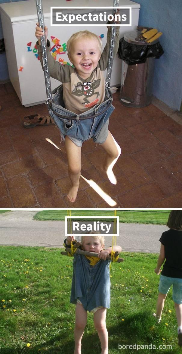 Когда ты думаешь, что ты - рукодельница. Встреча реальности с ожиданием...