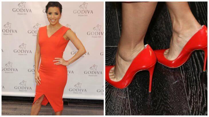 Почему знаменитости носят обувь на размер больше?