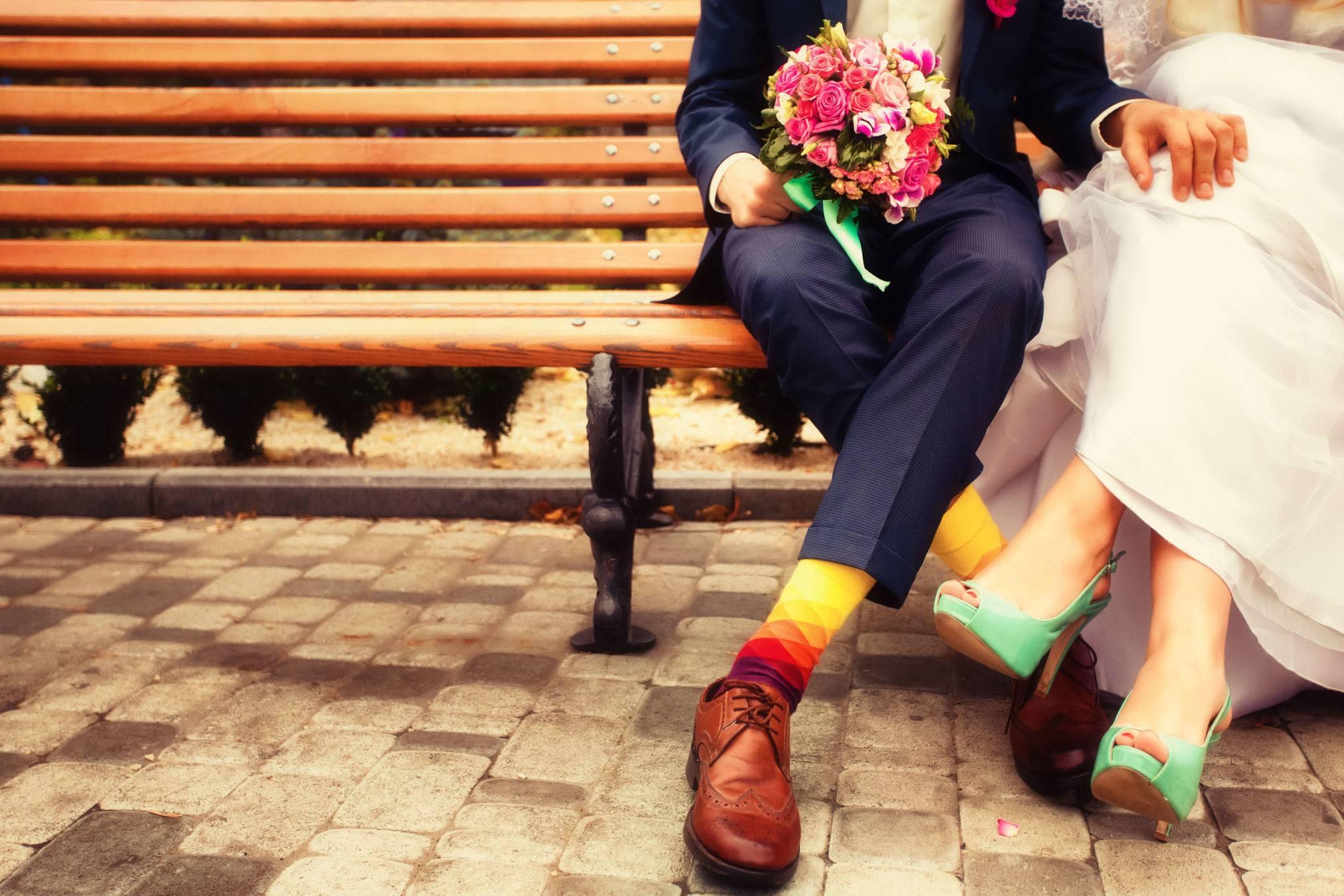 Приз за самую незабываемую брачную ночь достается…