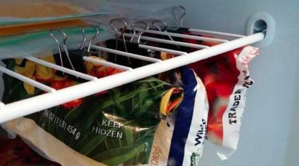 Хитрость, помогающая увеличить емкость морозилки вдвое. И без покупки большого холодильника
