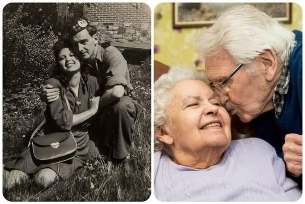 Из расстрельной колонны  — замуж. Солдат спас узницу концлагеря, и они прожили 70 счастливых лет