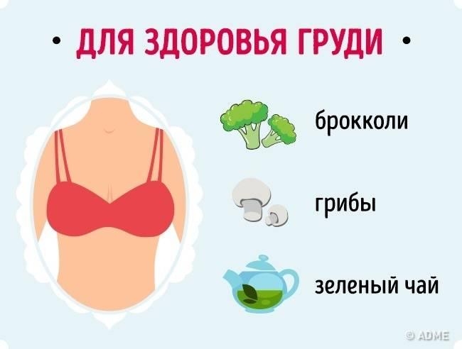 18продуктов, которые помогут женщинам сохранить нежность иестественную красоту