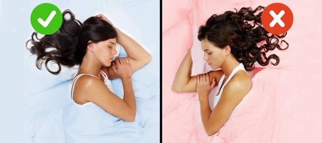 12врагов хорошего сна, из-за которых вынеможете выспаться