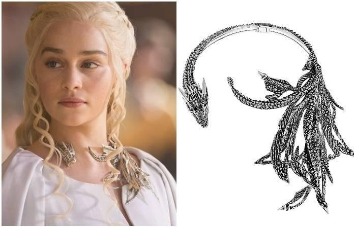 Танец с драконами: вышла официальная коллекция украшений из -Игры престолов-. Интернет в восторге