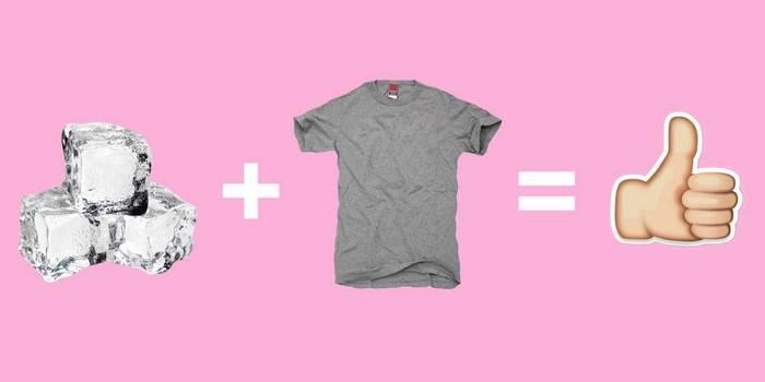 Как быстро -погладить- одежду без утюга и личного участия