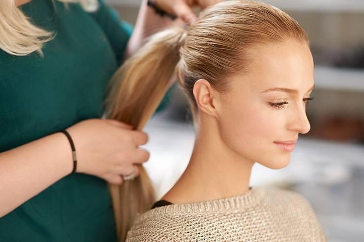 Anti-age для волос: что, зачем и как