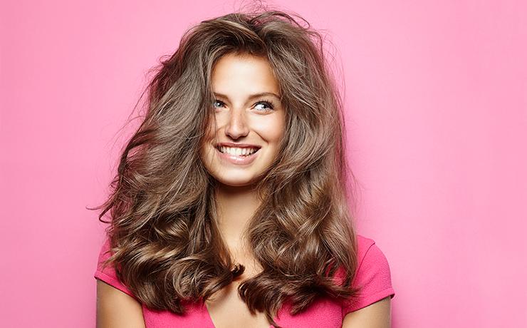 Шесть секретов девушек, чьи волосы всегда выглядят идеально