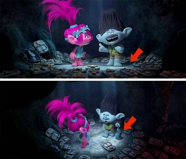 15забавных ляпов визвестных мультфильмах