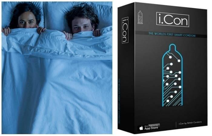 Первый умный презерватив предупредит об инфекциях и оценит, насколько партнёр хорош в постели