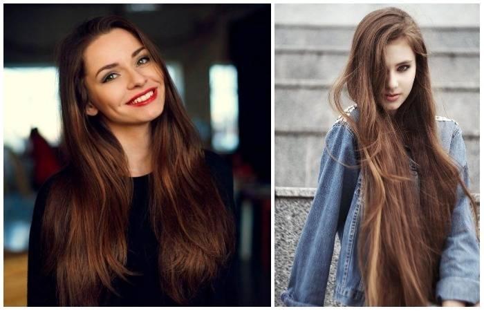 8 секретов, как отрастить длинные и роскошные волосы