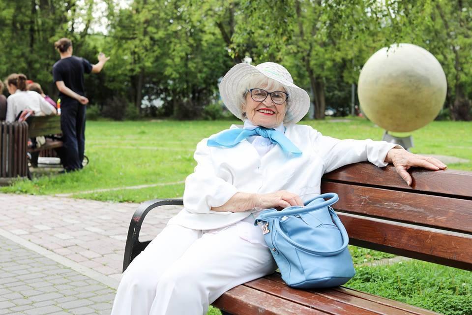 90-летняя женщина раскрывает секреты счастливой жизни