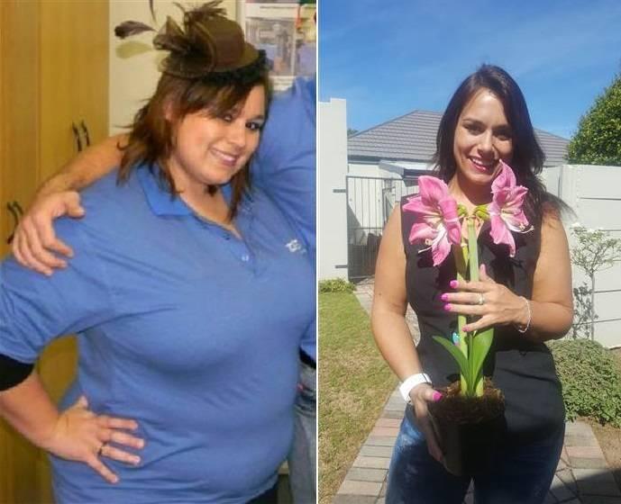 Женщина похудела на 45 кг, чтобы помещаться в кресло самолета