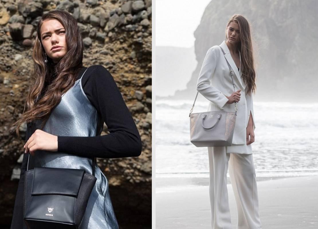 Эти сумки выглядят как кожаные, но вы не догадаетесь из чего они!