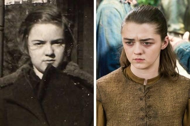19фото звезд инаших родителей, после которых мыповерили вреинкарнацию