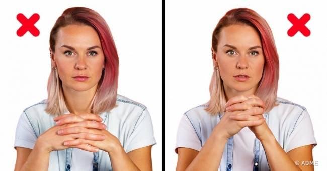 12поз ижестов, которые губят вашу привлекательность накорню