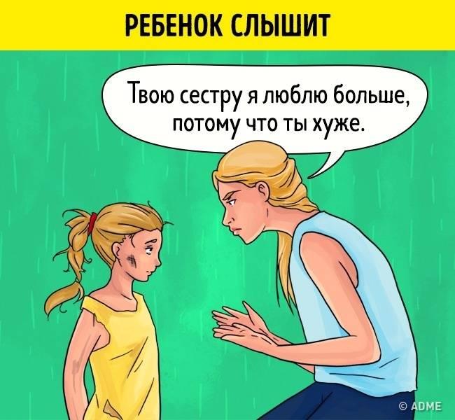 Умные родители никогда неговорят своим детям эти 9фраз