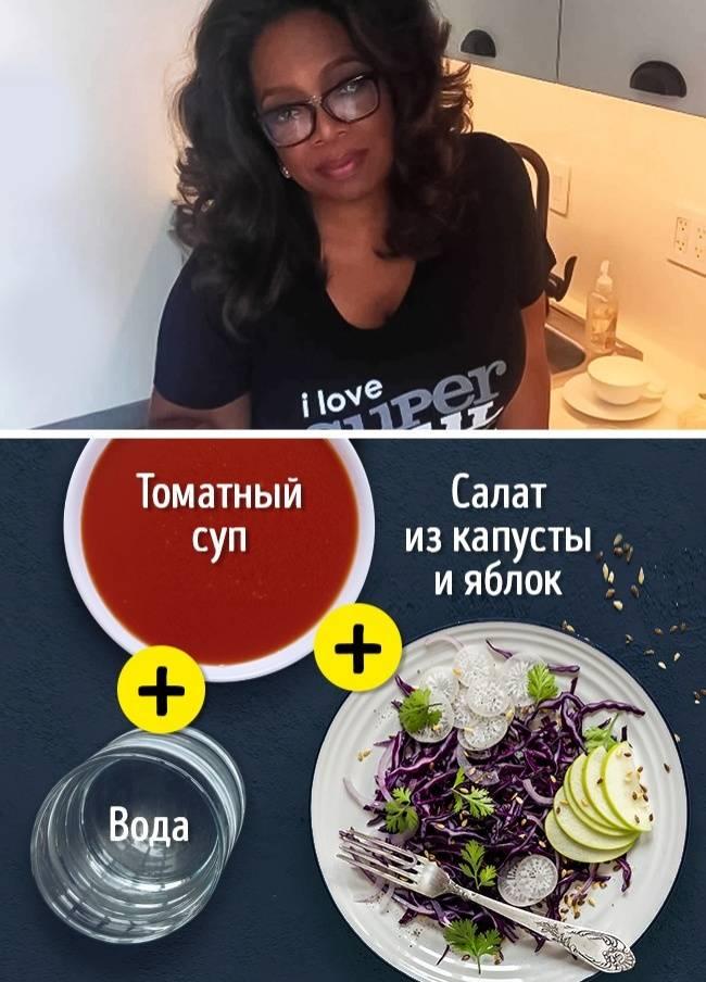 10блюд, которые едят наобед самые богатые люди мира