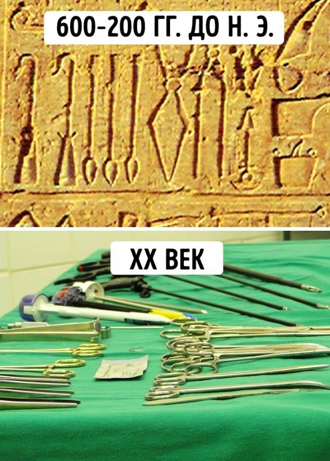10безумных вещей, которые делали древние египтяне