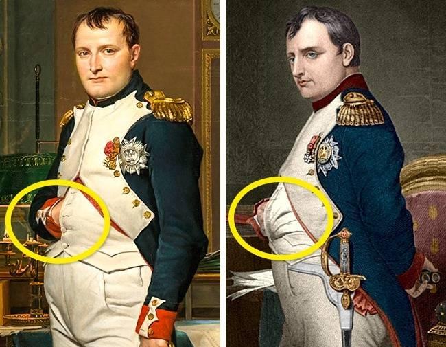 5простейших объяснений, почему они все прятали руку под одеждой