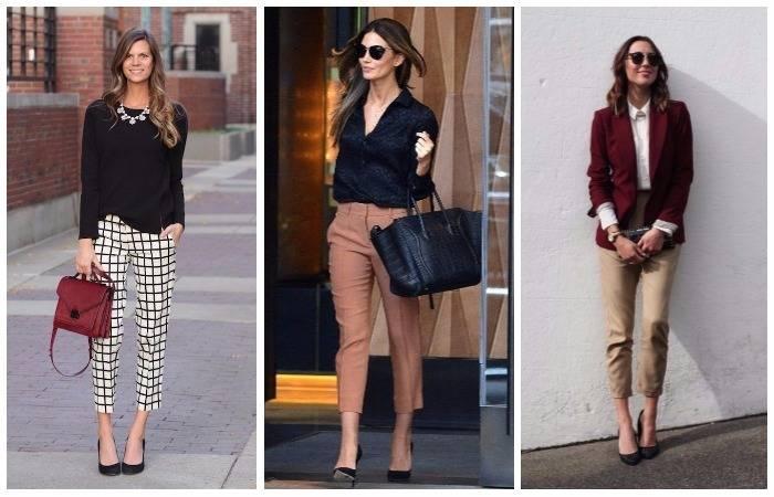 Стильный дресс-код: 5 вещей, которые должны присутствовать в гардеробе каждой деловой женщины