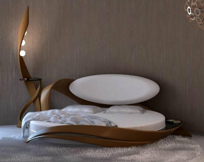Ключевая деталь: 18 изумительных кроватей, которые станут изюминкой современной спальни