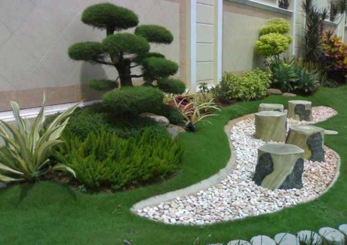 17 комбинаций использования камней в ландшафтном дизайне, которые ежедневно будут радовать глаз