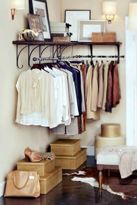 18 необычных идей хранения, которые украсят интерьер и помогут навести порядок