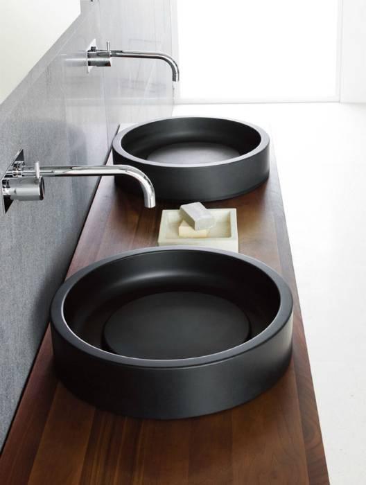 19 необычных раковин, которые непременно станут украшением ванной комнаты или кухни